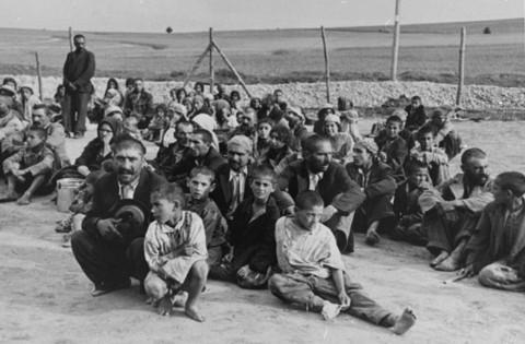 Αθίγγανοι στο Μπέλζεκ