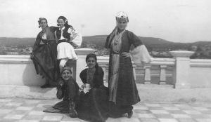 Γιορτή Γυμνασίοιυ Χανίων ,1930