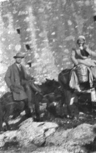 Μονή Αρκαδίου , Νάσος Παπανικολάου και Αργυρώ  ,1930