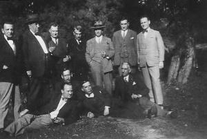 Χανιά, Πρωτομαγιά 1932, Αρχείο Νάσου Παπανικολάου