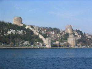 Το κάστρο Ρούμελη Χισάρ