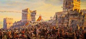 Η Άλωση της Κωνσταντινούπολης το 1453